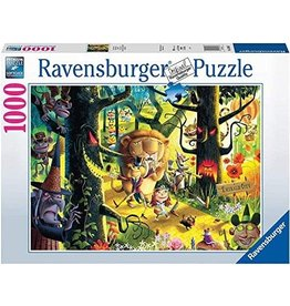 Ravensburger Lions & Tigers & Bears, Oh My! 1000 pc