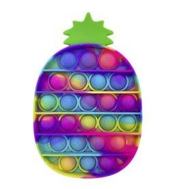 Push N Pop Pineapple - Marble