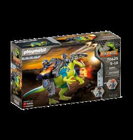 Playmobil Spinosaurus: Double Defense Power