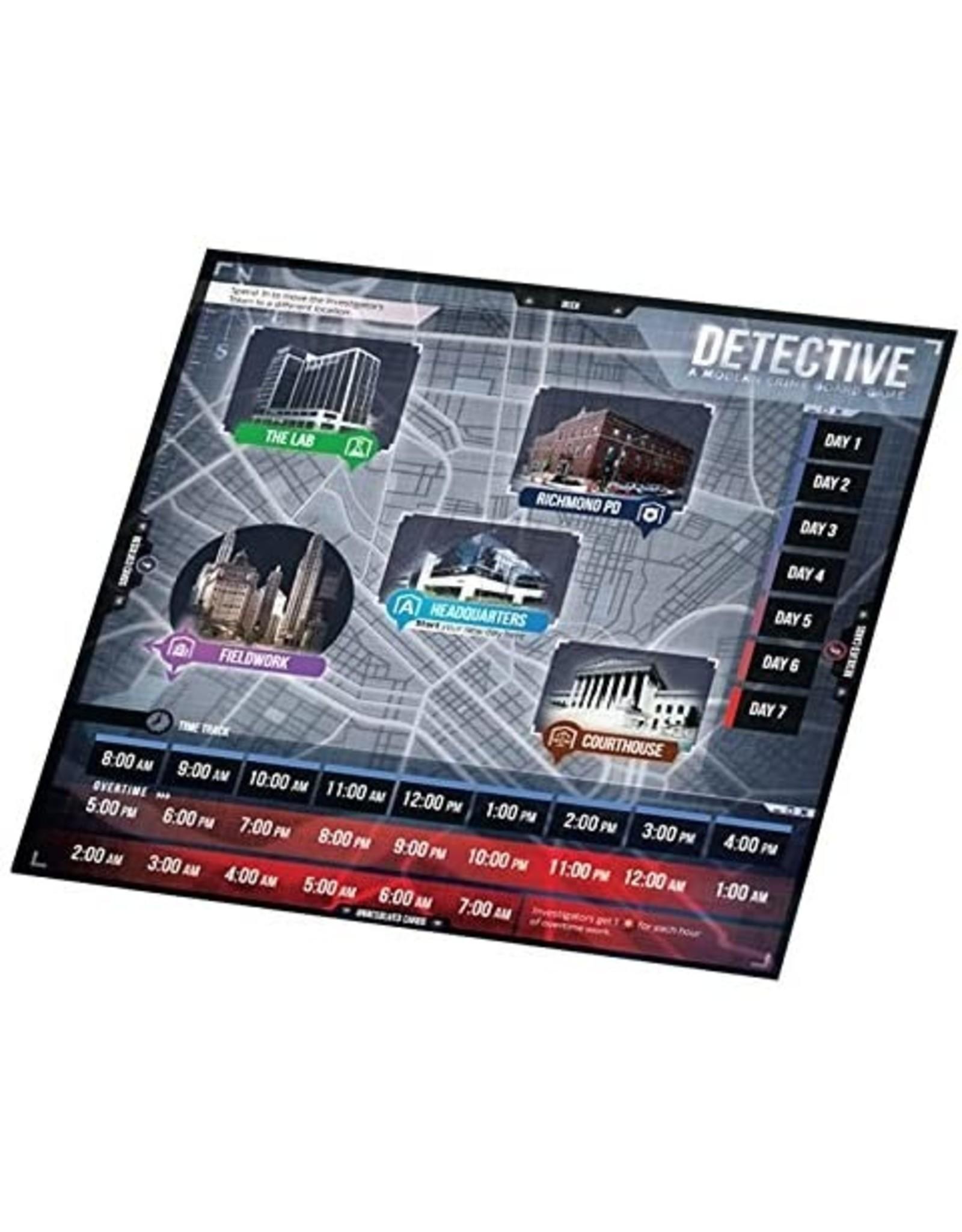 Detective: A Modern Crime Game