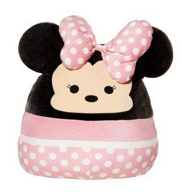 "Squishmallow Disney Squishmallow - Minnie Mouse 12"""