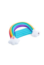 Big Mouth Toys Rainbow Sling Seat Pool Float