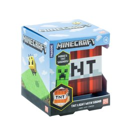 Paladone Minecraft TNT Light with Sound