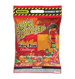 Jelly Belly Bean Boozled Fiery Five Bag