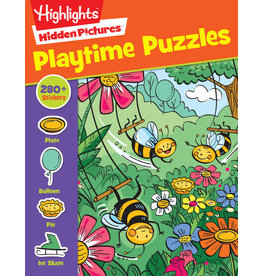 Highlights Highlights Hidden Pictures Playtime Puzzles