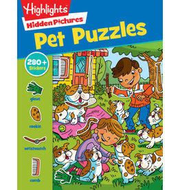 Highlights Highlights Hidden Pictures Pet Puzzles