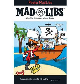 Mad Libs Pirates Mad Libs