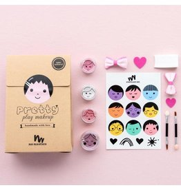 No Nasties Nisha *DELUXE* Pink Pretty Play Makeup Goody Pack