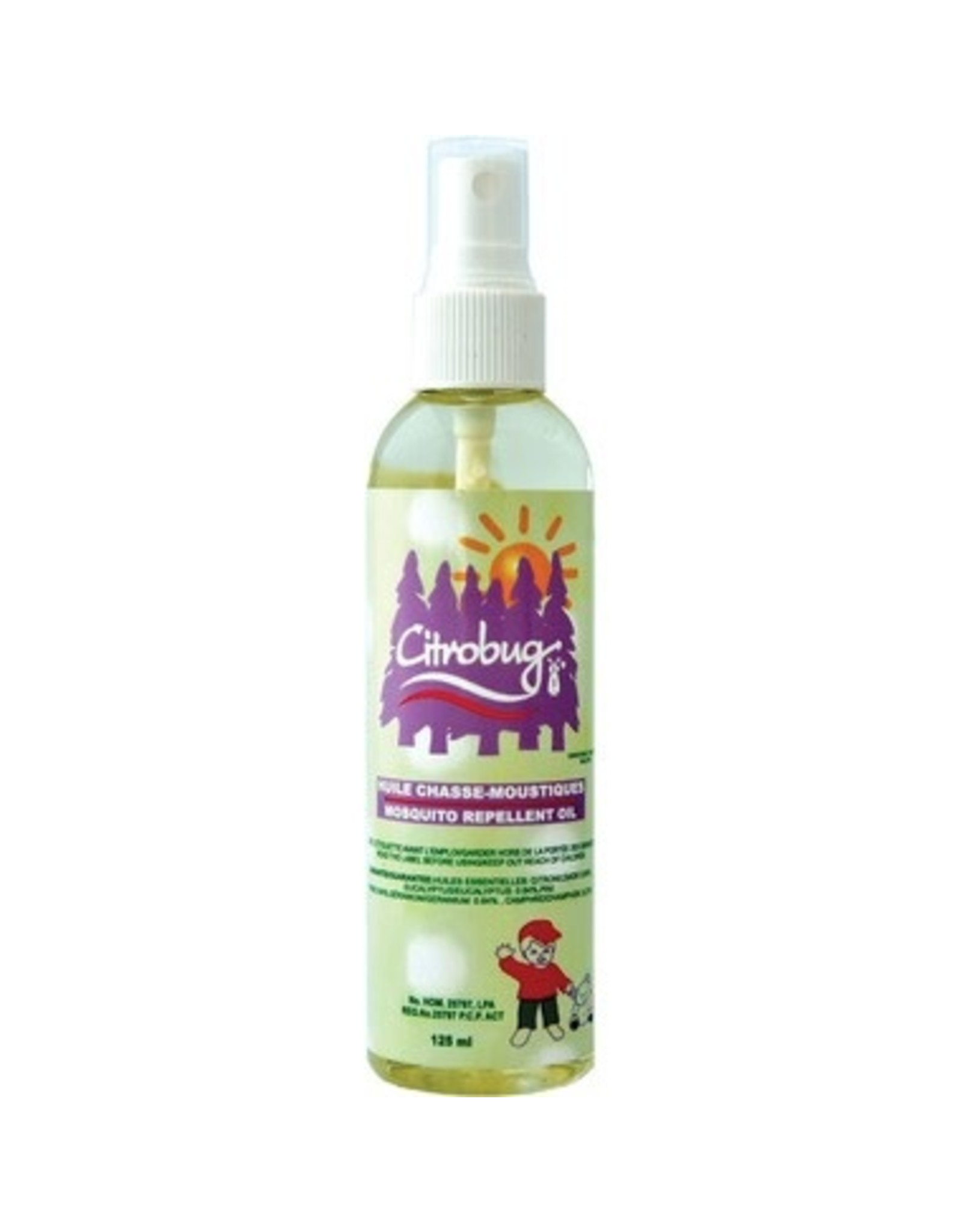 Citrobug Mosquito Repellent for Kids