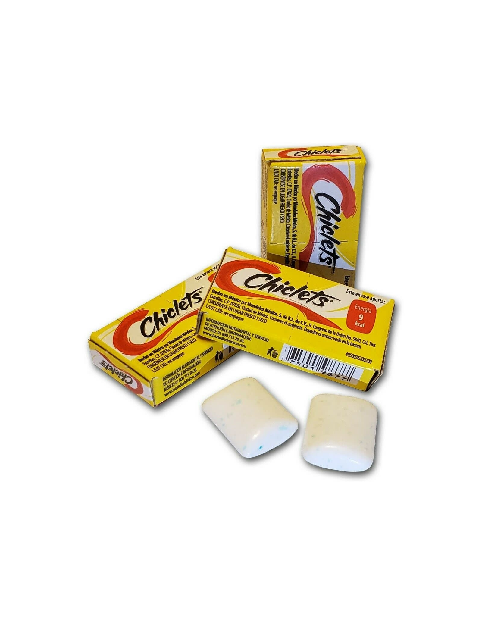 Chiclets 2 Piece Chewing Gum