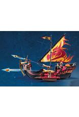 Playmobil Burnham Raiders Fire Ship