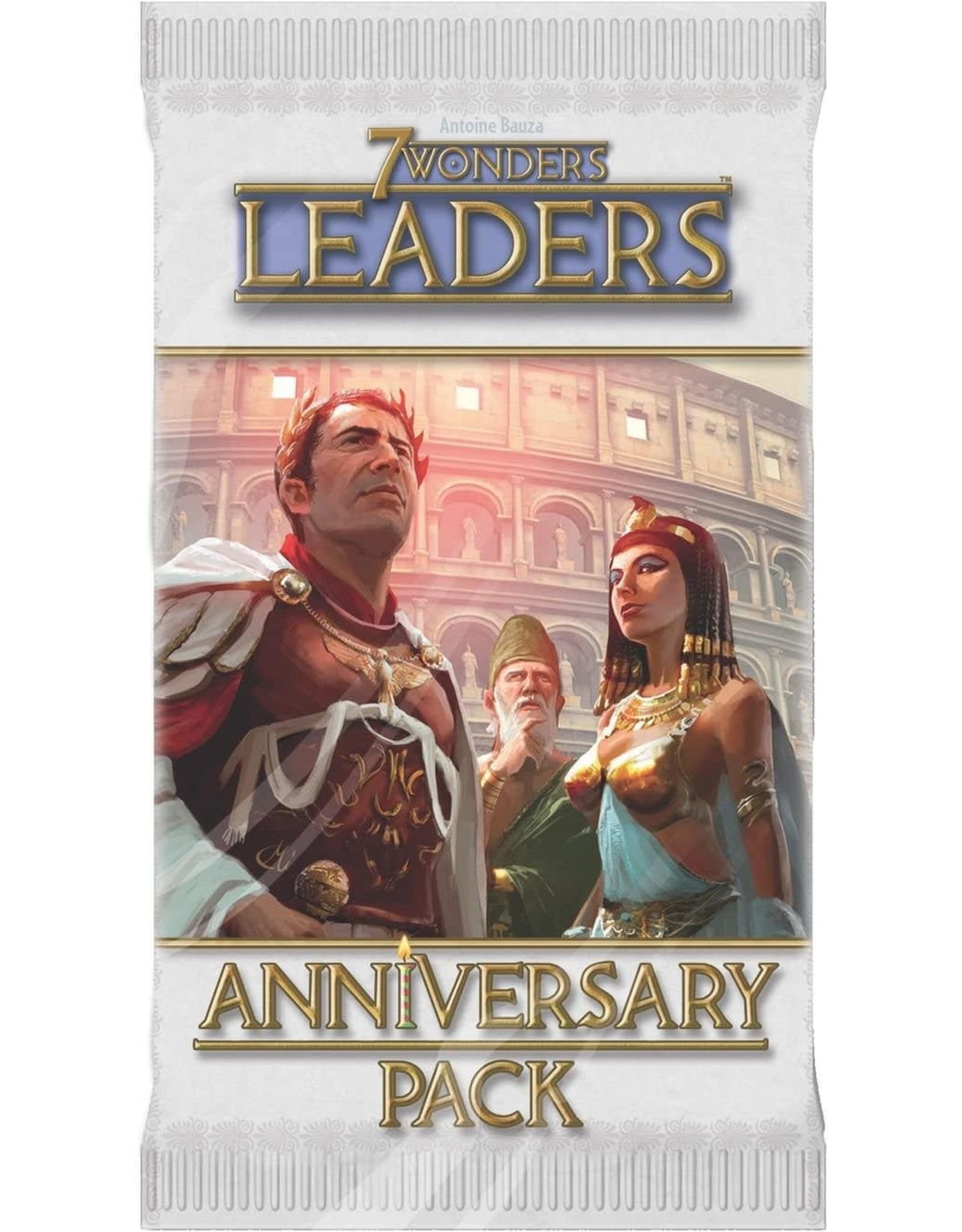 Repos Production 7 Wonders: Anniversary Pack - Leaders