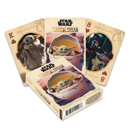 The Mandalorian - The Child Playing Cards