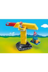Playmobil Construction Crane