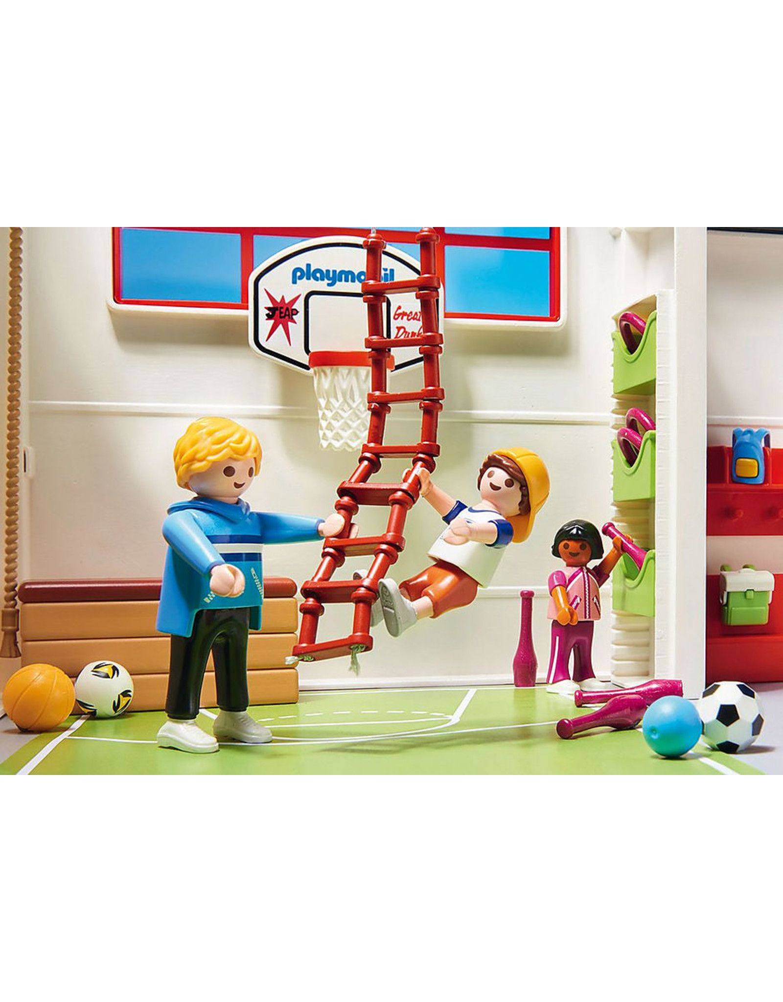 Playmobil Gym