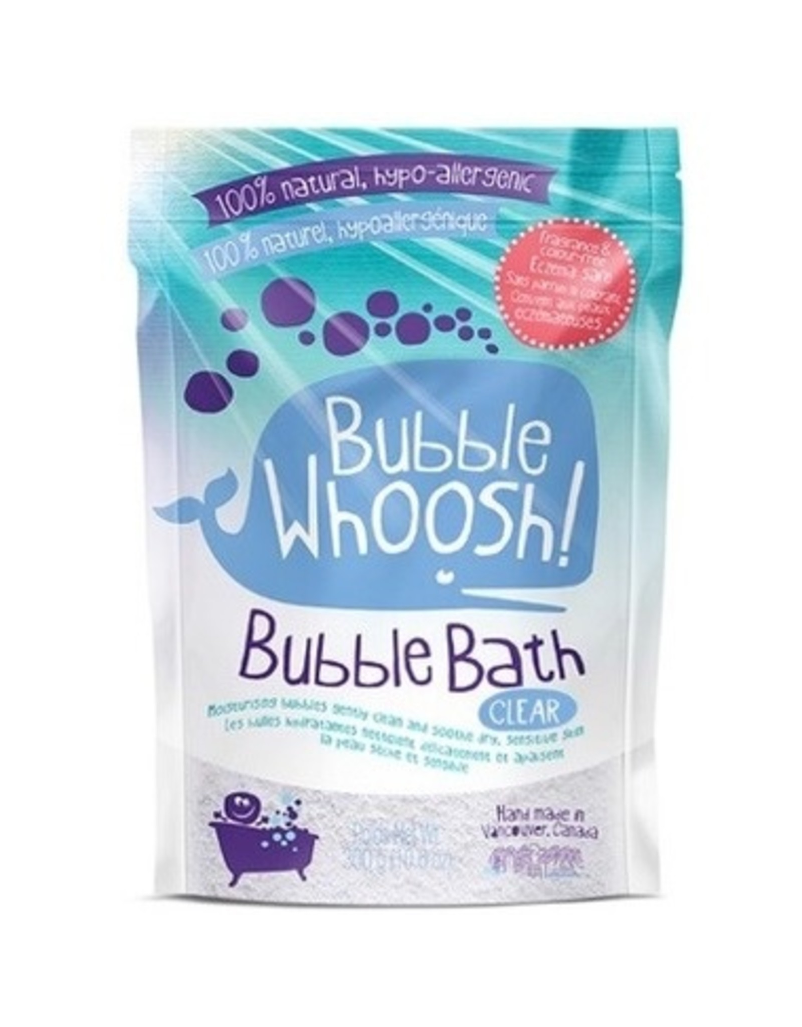 Loot Toys Bubble Whoosh - Clear