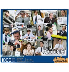 The Office Cast 1000 pc
