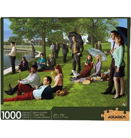 The Office - Sunday Afternoon 1000 pc