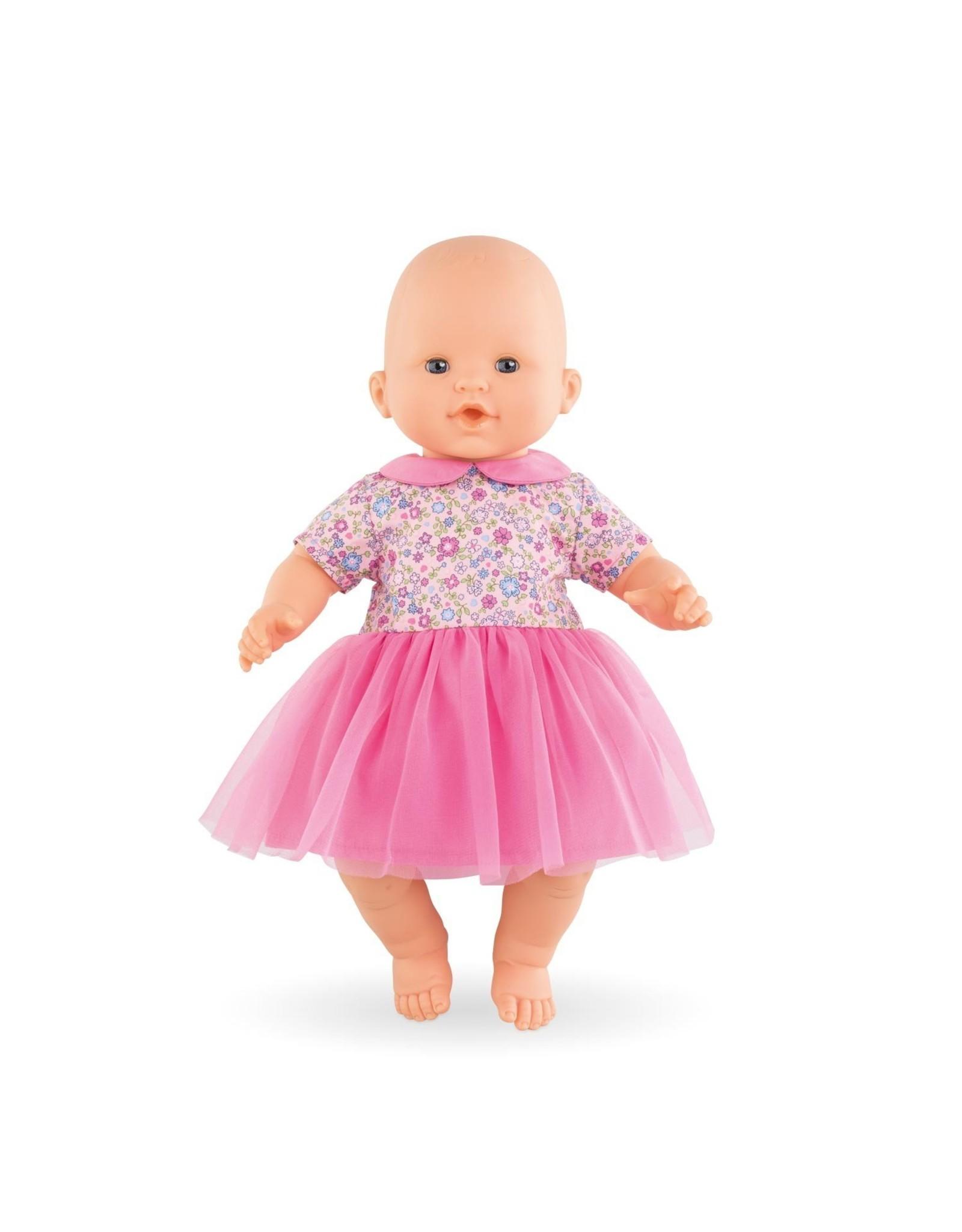 """Corolle Corolle 12"""" Dress - Pink Sweet Dreams"""