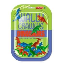 Schylling Dinosaur Wally Crawlys