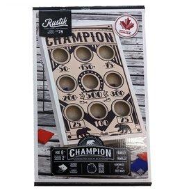Rustik Rustik Champion Sand Bag Toss Game