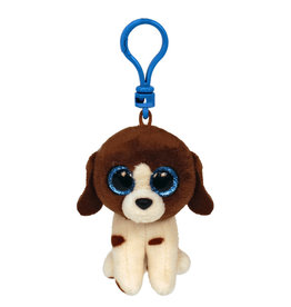 Ty Muddles - Brown & White Dog Clip