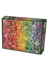 Cobble Hill Colourful Rainbow 1000 pc