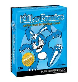 Killer Bunnies Quest Blue Starter Deck