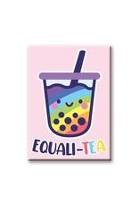 Pride Equali-Tea Flat Magnet