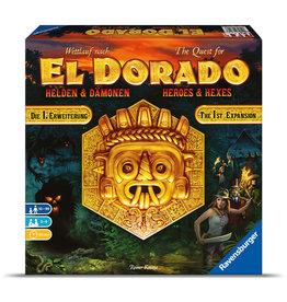 Ravensburger El Dorado Expansion Heroes & Hexes