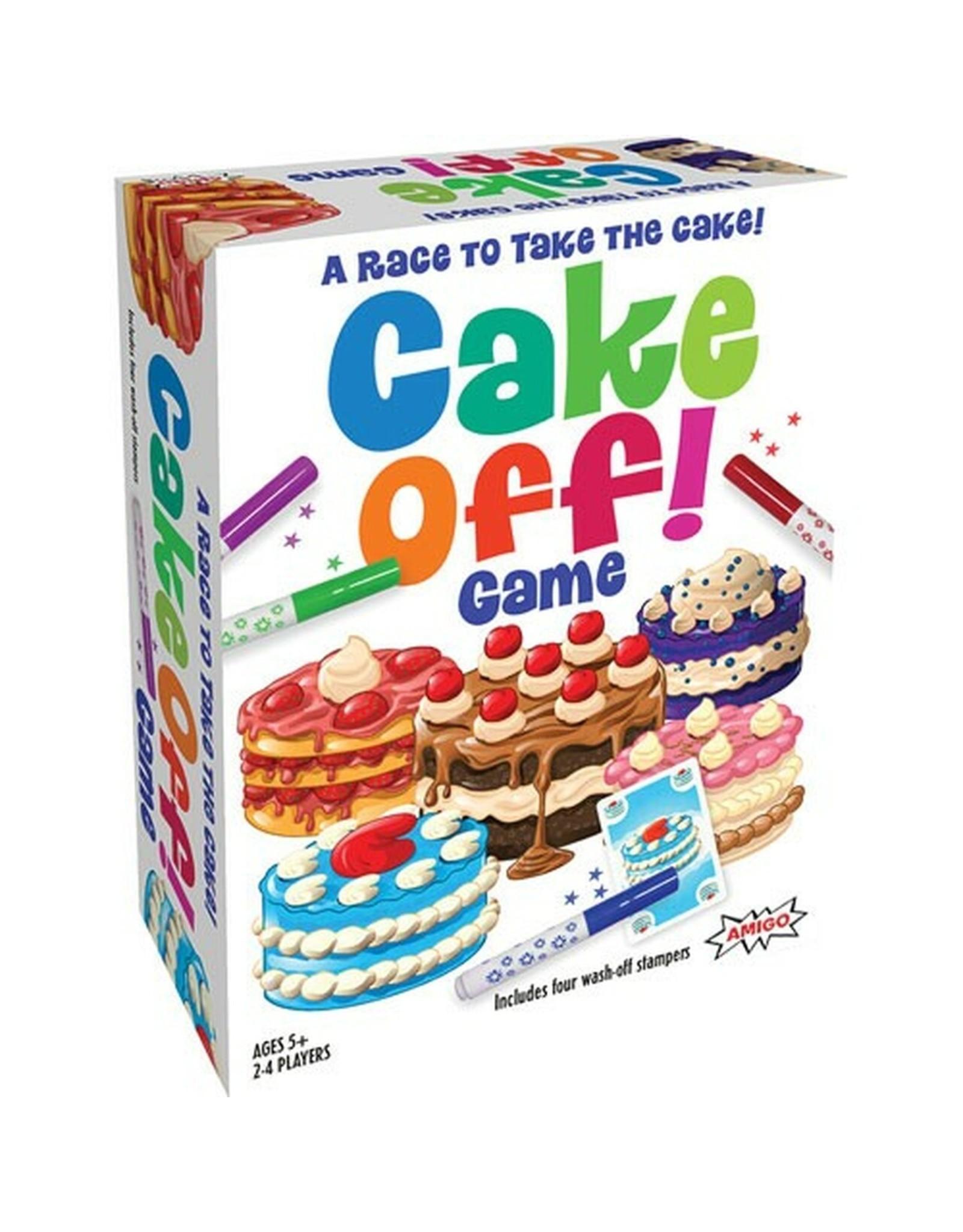 Amigo Cake Off