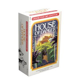 Z Man Games Choose Your Own Adventure: House of Danger