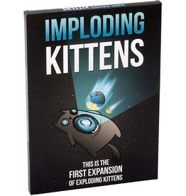 Exploding Kittens Exploding Kittens - Imploding Kittens Expansion