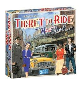 Days of Wonder Ticket to Ride Express: New York
