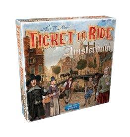 Days of Wonder Ticket to Ride Express: Amsterdam
