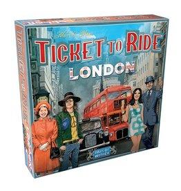 Days of Wonder Ticket to Ride Express: London
