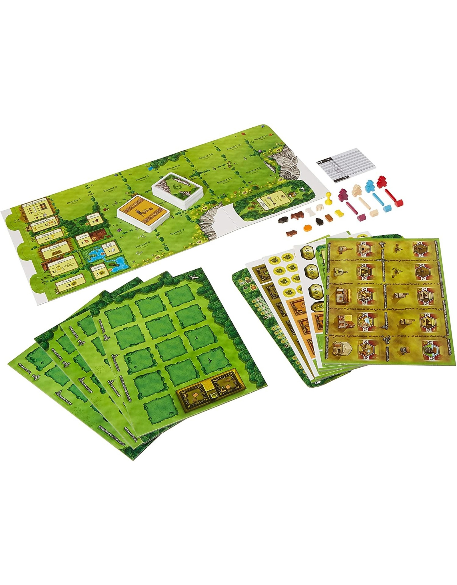 Agricola - Revised Edition