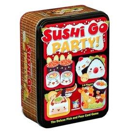 Gamewright Sushi Go! Party