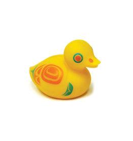 Native Northwest Native Northwest Bath Toy - Duck by Beau Dick