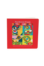 Native Northwest Board Book - Native Animals by Kelly Robinson