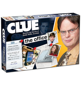 USAopoly Clue: The Office