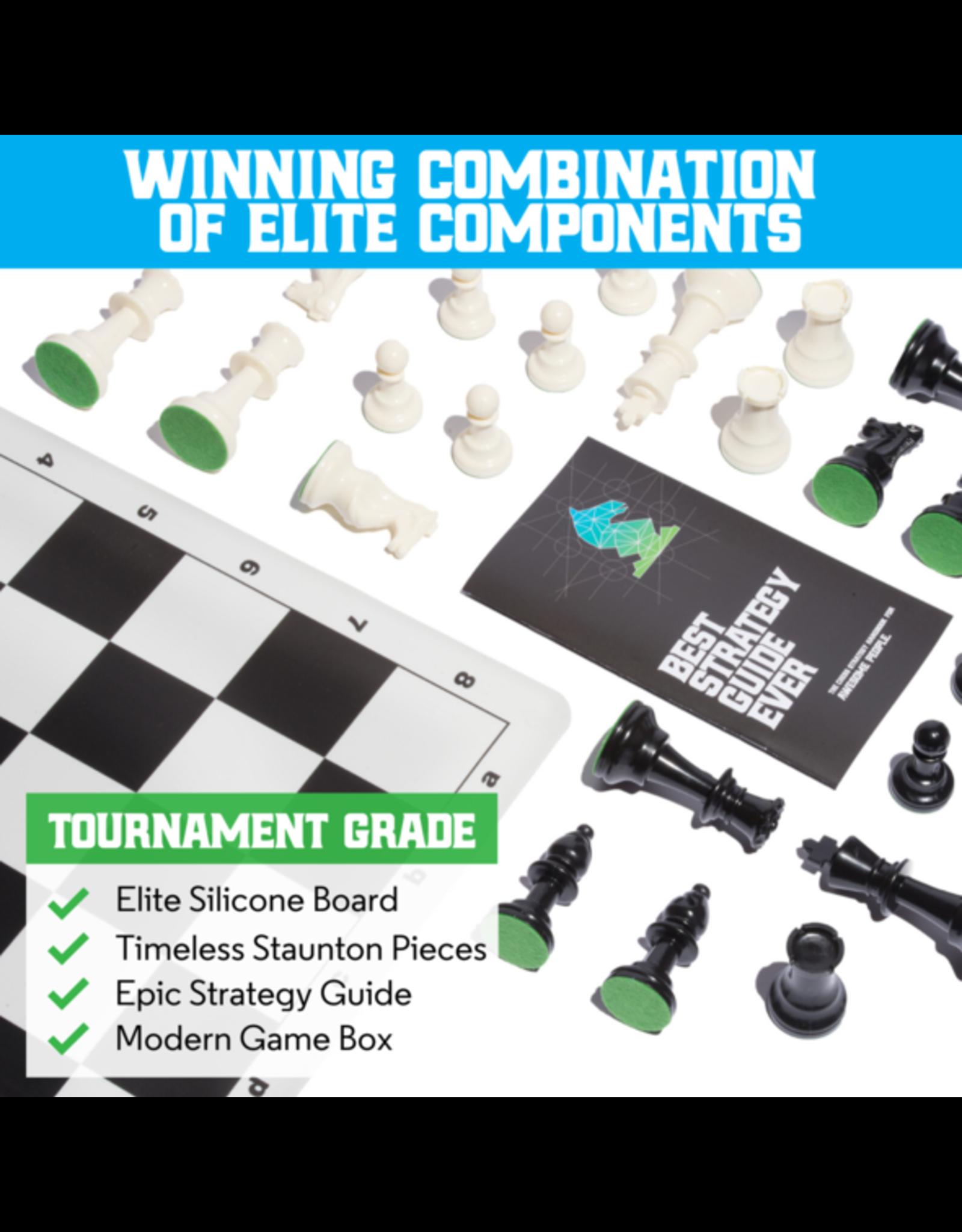 Best Chess Set Ever - Black