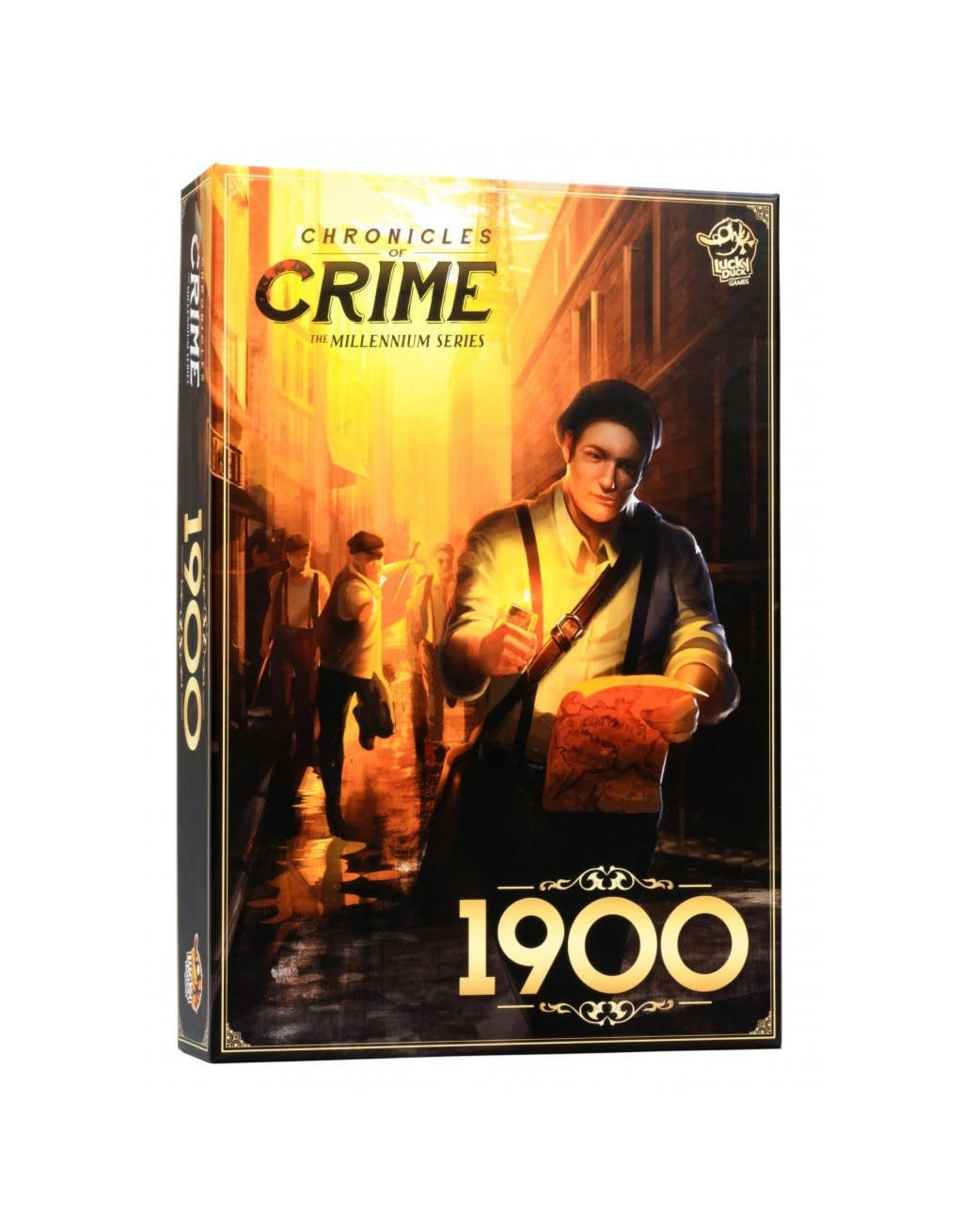 Chronicles of Crime: The Millennium Series: 1900