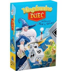 Blue Orange Games Kingdomino Duel