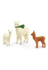 Schleich Alpaca Set