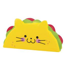 Toysmith Taco Cat Squishy