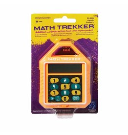 Educational Insights Math Trekker Addition/Subtraction