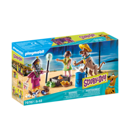 Playmobil Scooby Doo! Adventure with Witch Doctor
