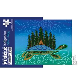 Indigenous Collection Turtle Island 500 pc