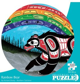 Indigenous Collection Rainbow Bear 500pc